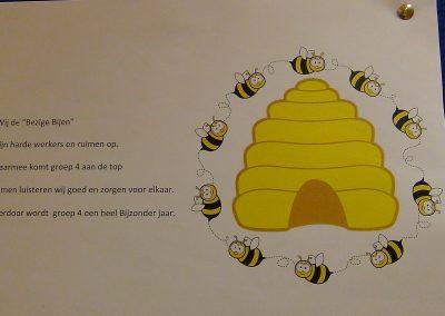 missie bezige bijen